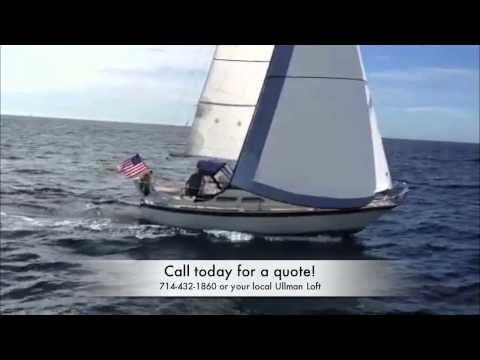 Watch Oday 27 New Cruising Sails