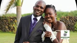 Betty weds Juma, Wedding Photos Slideshow by KingsCam Media