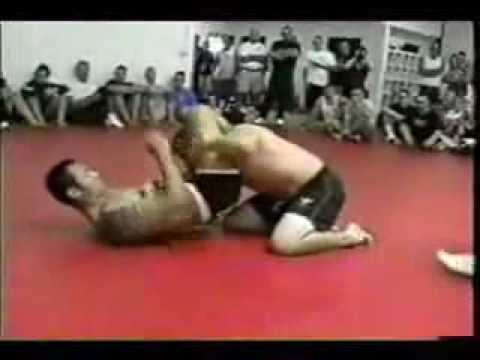 Brazilian Jiu-Jitsu - Flying Submissions!! Image 1