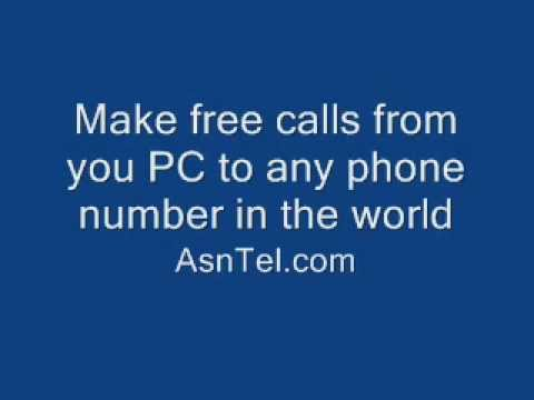 Free Calls from PC to any Mobile Numbers, 100 Mintus Free