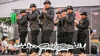 King of Hearts (FRONT ROW) | Special Showcase | Radikal Forze Jam 2018 | RPProds