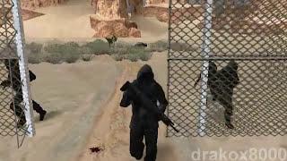 Gta San Andreas - Invasión Alienigena Parte 4 : Escuadrón Colmillo Blanco