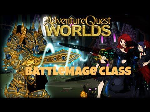AQWorlds Royal BattleMage Class Guide