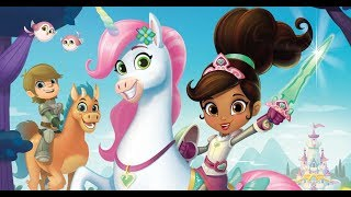 Nella The Princess Knight: Sleepy Dragon Adventure Children's Game - Nick Jr App For Kids Game