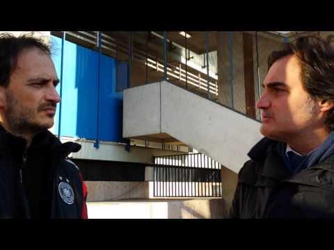 BarH24 Bersani/Pardo: 'I Marcantoni Bentegodi, con Mazzoleni che dà l'ok e la Roma a -6