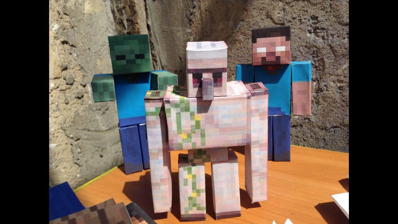 Lego Minecraft привет из детства с привкусом майнкрафта 9