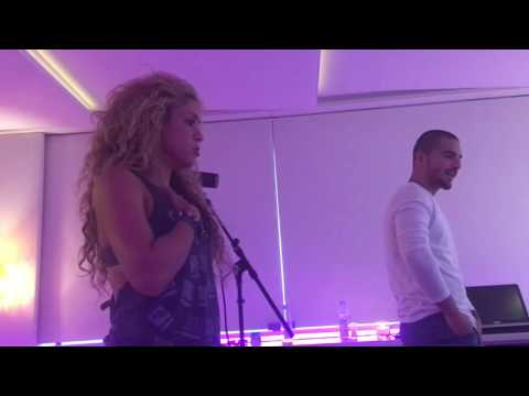 Shakira + Maluma: The Making of Chantaje (part 1)