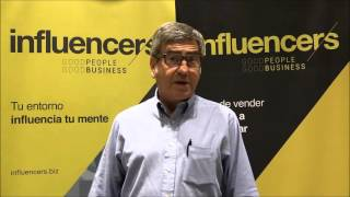 Influencers Business Master Level 1 - iic2015 - Ivan Losada