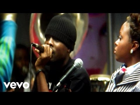 The Roots - Rising Up ft. Wale, Chrisette Michele