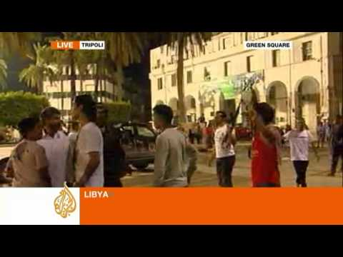 Al Jazeera correspondent live from Tripoli