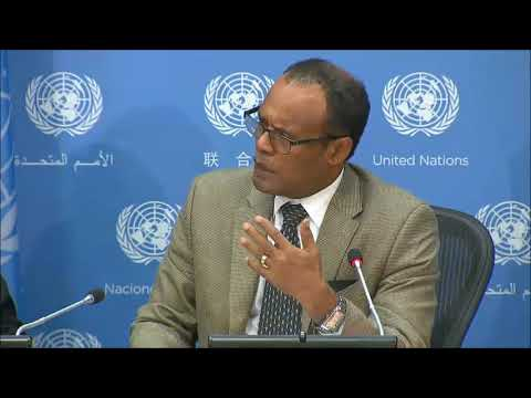 Ethiopia –Amb. Tekeda Alemu: The Role Of Social Media Has Been Extremely Dangerous On Oromo Protest