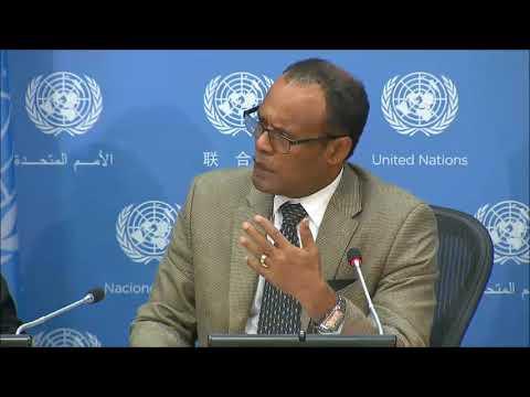 Ethiopia –Amb. Tekeda Alemu: The Role Of Social Media Has Been Extremely Dangerous On Oromo Protest