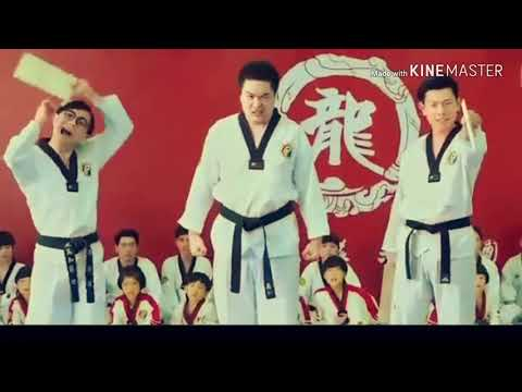 Imran's satisfya song karate kid korean mix
