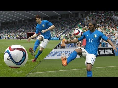 Fifa 15 Ultimate Team - The Kaká Curler video