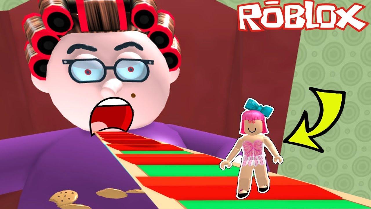 Roblox: ESCAPE GRANDMA'S HOUSE!!!