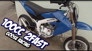 100cc 2FAST First Start - Aprilia SX // Goose Racing