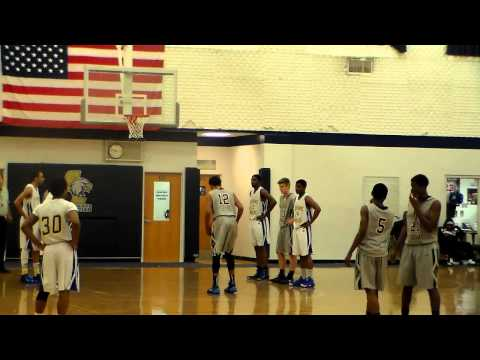 Hickory Grove Christian School vs. Southlake Christian Academy Basketball Game 2/4/2014