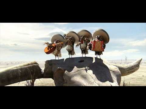 Rango Soundtrack-01-Welcome Amigo
