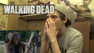 The Walking Dead - Season 7 Episode 9 (REACTION) 7x09