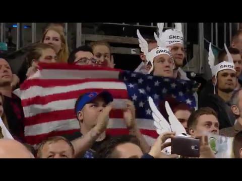 ЧМ 2017. США-Дания 7-2.WM17.USA-Denmark