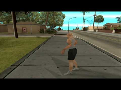 GTA SA Tricking MOD ! Video