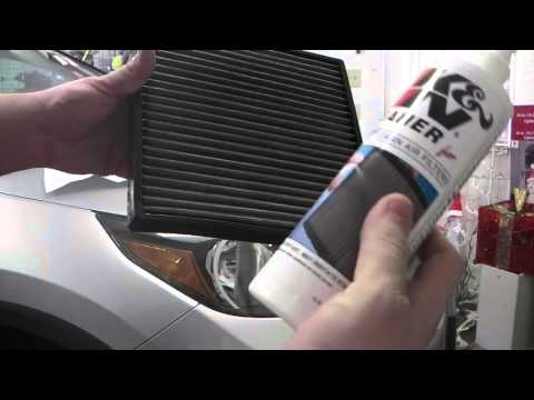 How To Clean K&N Cabin Air Filter