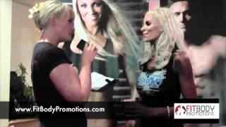 Emma B Interview Muscletalk 2012