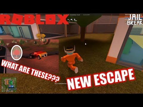 Roblox: JailBreak: How to Escape NEW METHOD! | BROKEN STOP SIGNS