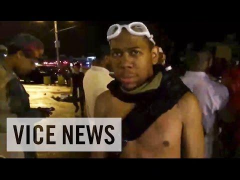RAW COVERAGE: Ferguson, Missouri, Round Two