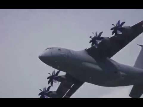 Авиация Украины. АН-70 принят на вооружение
