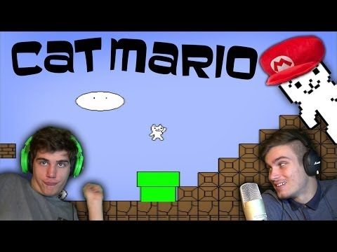 CAT MARIO - [Rage Game] w/Simon
