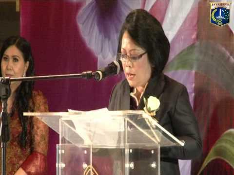 24 Apr 2014 Wagub Basuki T. Purnama Menghadiri Perayaan Paskah Pegawai Pemprov DKI jakarta