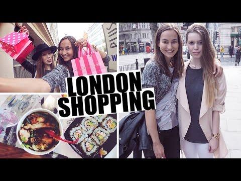VLOG   V Londýně s Miou!