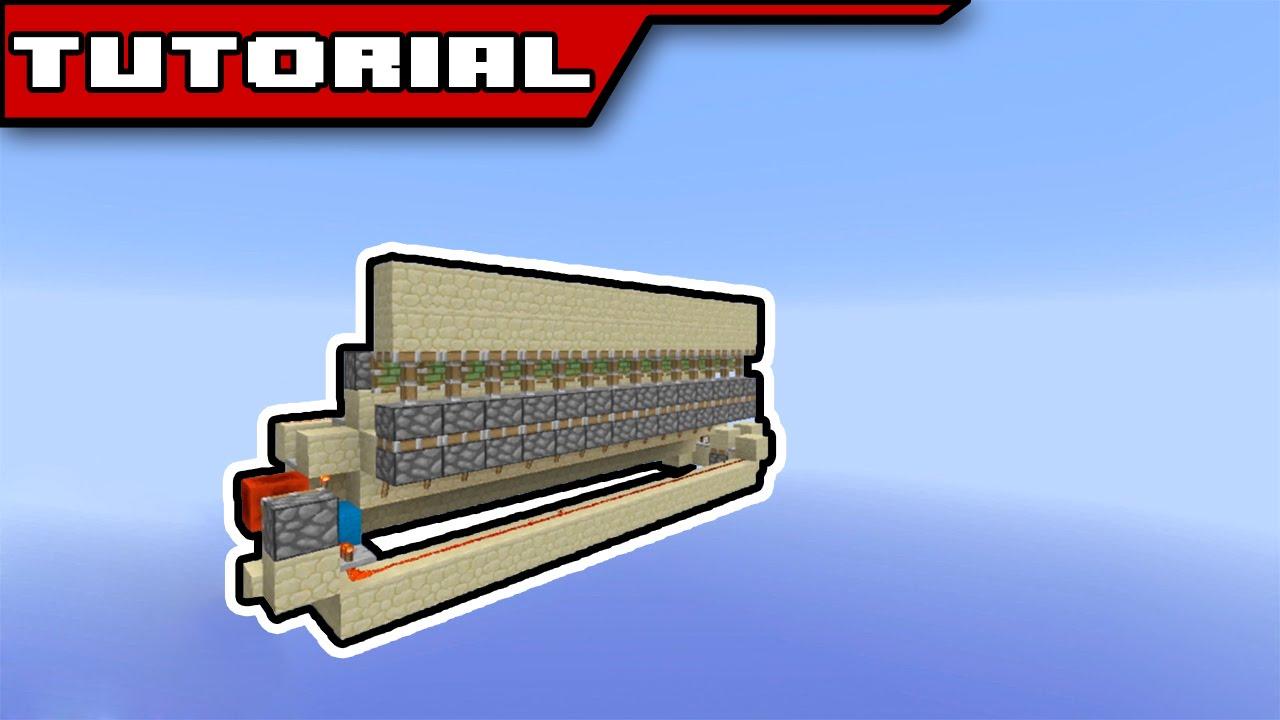 Piston Door 4x10 Door / Expandable Piston
