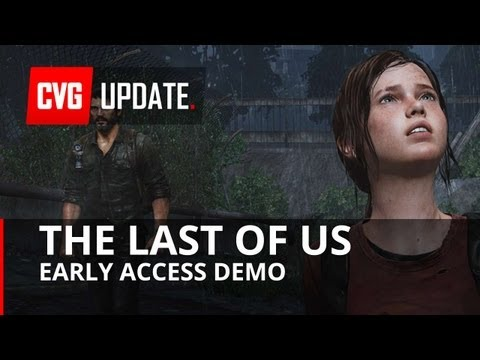 The Last of Us - New gameplay - Early access demo