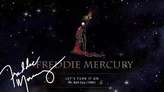 Freddie Mercury - Let's Turn It On (Official Lyric Video)
