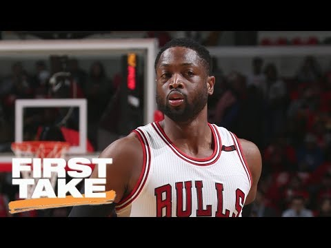 Stephen A. Proclaims Dwyane Wade Will Join Heat Or Cavaliers This Season   First Take   ESPN