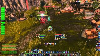 WoW PvP: Frost Mage Battlegrounds w/ Commentary   Patch 4.3   NonEliteGaming