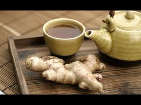 Fitness slimming&warming ginger tea!