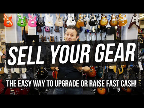 Sell Your Gear at Rich Tone Music
