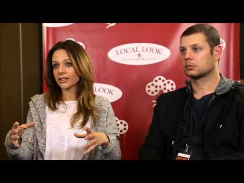 Interview with Jessalyn Gilsig and Jeremy O'Keefe - Monadnock International Film Festival