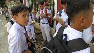 Jakarta Street Food 5037 Part.2 Sate Kikil In The Ra Ma Yu Enak Murah GX020201