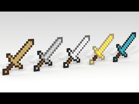 How to Build - Lego Minecraft SWORD