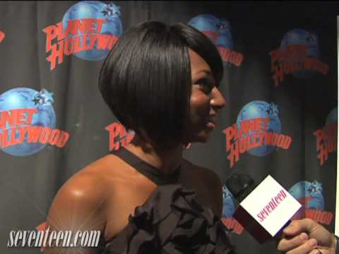Monique Coleman Talks High School Musical 3