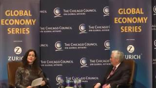 Mervyn King on the Global Economy