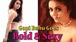 Devoleena Bhattacharjee aka Gopi Bahu Goes Bold & Sexy