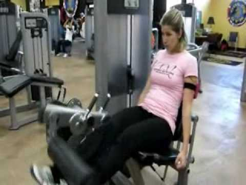 Katie Lobliner. Director of Marketing for www.PGNNutrition.com. Rocks Out Some Legs 22 Weeks Out!