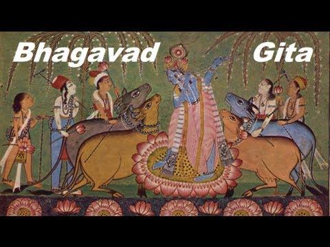 BHAGAVAD GITA - FULL AudioBook - Hindu Sacred Text | Greatest Audio Books