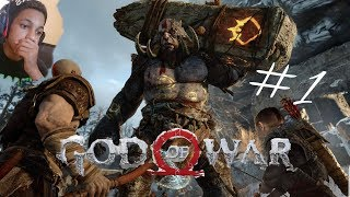 BRO LOOK AT THESE GRAPHICS!! | God Of War- part 1