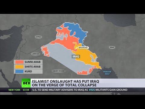 CrISIS Crescendo: Iraq on verge of total collapse